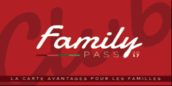 Photo carte familypass