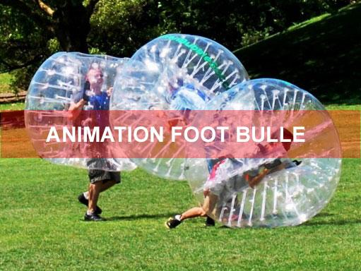 Animation foot bulle pays basque