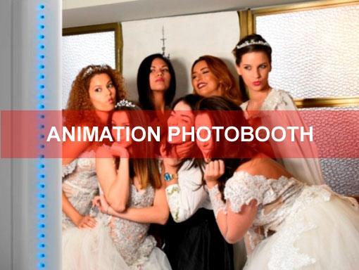 Animation photobooth pays basque