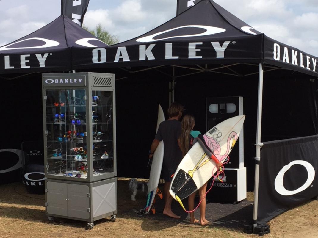 Location Photobooth Anglet oakley