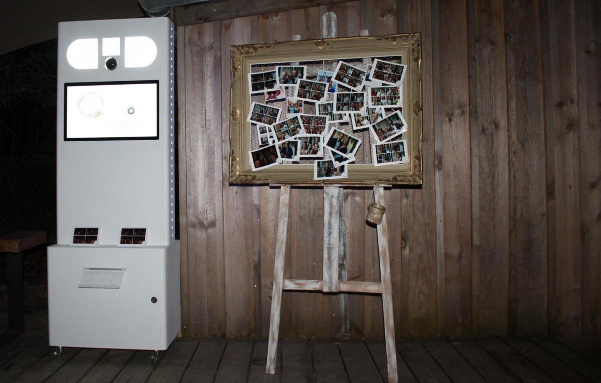 Location photobooth anniversaire Pays basque Biarritz