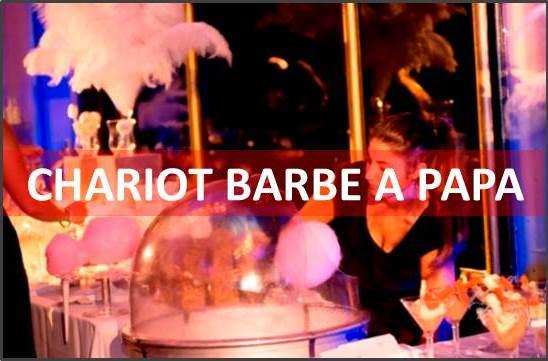 Location chariot barb a papa pays basque landes