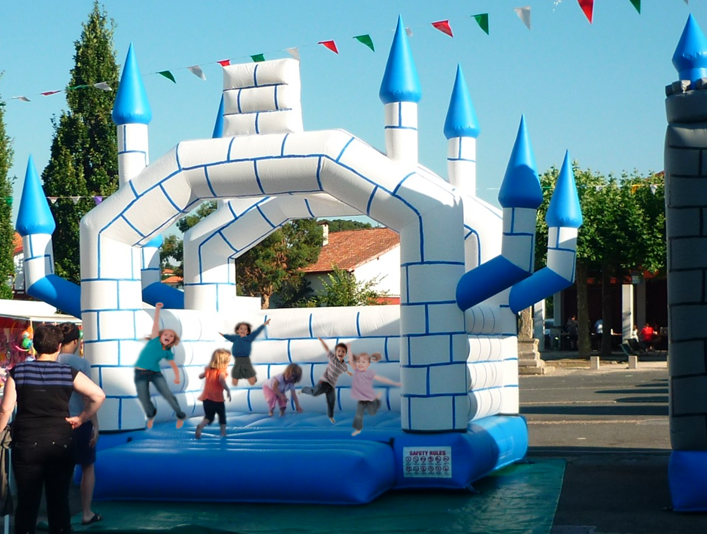 Location jeu Gonflable enfant 64 pays basque