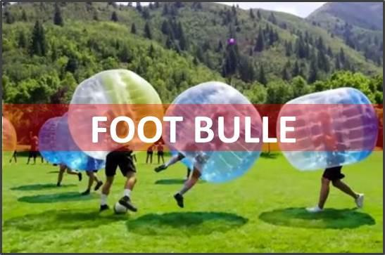 Page location foot bulle pays basque landes